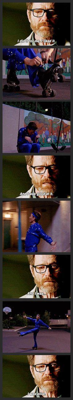 To me…Bryan Cranston will always be Hal.