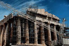 Ort: Tempel der Pallas Athene, Athen Datum: 28. Juli 2015 Uhrzeit: 12:55 Ich bekenne frank und frei: Ich bin ein ausgewiesener Spezialist, was das aktuelle Heftthema anlangt. Manche meinen sogar, m…