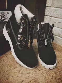 timberland boots for women, timberland black boots with zip, black and white timberland boots for women, new timberland boots black, women's timberland 6 inch boots black