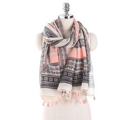 >> Click to Buy << 2017 spring and summer new comfortable national pattern geometric thin tassel sunscreen shawl women cotton scarf travel shawl #Affiliate
