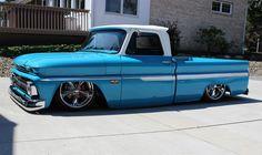 Very nice early Chevy pickup. Custom Pickup Trucks, Classic Pickup Trucks, C10 Trucks, Bagged Trucks, Tow Truck, Chevrolet 3100, Chevy C10, Chevy Pickups, Chevrolet Trucks