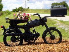 Motorcycle Mailbox | Replies to Custom made creative mailbox