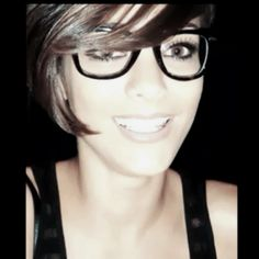 The geek we know as Frankie Sandford.
