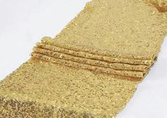 Sequin Table Runner Wedding Party Event Bling Table Spark Home Decoration 3 Size Christmas Party Decorations, Birthday Decorations, Gold Table Runners, Wedding Tablecloths, Sequin Tablecloth, Classic Candy, Bridal Table, Party Catering, Engagement Decorations