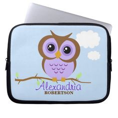 ==>>Big Save on          	Personalized Purple Owl Electronics Bag Computer Sleeves           	Personalized Purple Owl Electronics Bag Computer Sleeves We have the best promotion for you and if you are interested in the related item or need more information reviews from the x customer who are own...Cleck Hot Deals >>> http://www.zazzle.com/personalized_purple_owl_electronics_bag_laptop_sleeve-124129969499051221?rf=238627982471231924&zbar=1&tc=terrest
