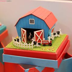 [Miniatuart] Miniatuart Mini : Small Farm (Assemble kit) (Model Train) Other picture2