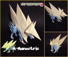 jav-papercraft.blog: mega manectric