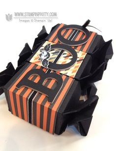 candy wrapper bigz l die - stampin' up!
