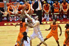 Iowa State vs. Oklahoma State, January 6 2015, Georges Niang Iowa State Basketball, Men's Basketball, January 6, Oklahoma, Photos, Pictures