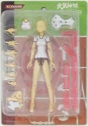 コナミ ネイキッド(素体) MMS 武装神姫 フレッシュver1 タイプスポーツ ワインレッド(体操服/赤) CR146