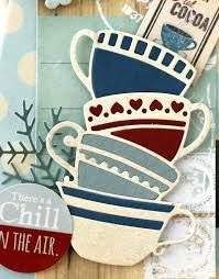 Image result for memory box teacup stack