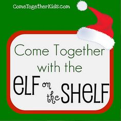 Great ideas...candy cane garden, etc  Collection of Elf of the Shelf ideas and link party