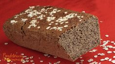 Bezglutenowy, zdrowy chleb owsiany od BezglutenowejMamy