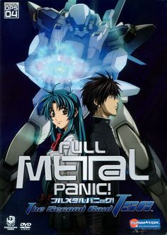 Full Metal Panic: Awesome anime!!!