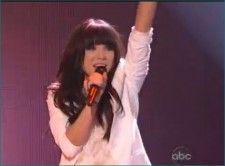 Carly Rae Jepsen performs Call Me Maybe on 2012 American Music Awards