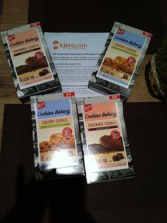 Dank Kjero darf ich die neuen Kekse von DeBeukelaer Cookies Bakery testen. hmmmm Lecker -  (kostenlos Produkte testen auf kjero.com)