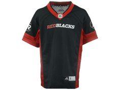 Ottawa RedBlacks adidas CFL Youth Replica Jersey 1456b1f7d