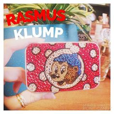 Instagram media ueda0708 - RASMUS KLUMPのケースプレゼントしてもらった‼️ めちゃめちゃカワイイ〜❗️ Thank you〜