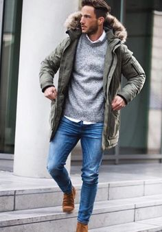 Winter Outfits Men casual winter fashion for men tiesdotcom winterfashion Winter Outfits Men. Here is Winter Outfits Men for you. Winter Outfits Men casual winter fashion for men tiesdotcom winterfashion. Winter Fashion Casual, Casual Winter Outfits, Smart Casual Men Winter, Mens Smart Casual Fashion, Trendy Fashion, Trendy Outfits, Popular Outfits, Vintage Fashion, Mens Autumn Fashion