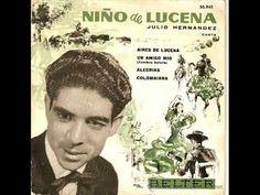 """FANDANGOS DE LUCENA.-   Estilo de cante flamenco. """" Palo. """""""