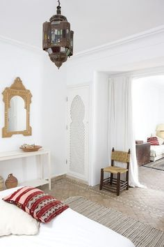Moroccan inspired via Baobab Interiors