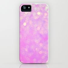 Bubblicious Pink iPhone Case