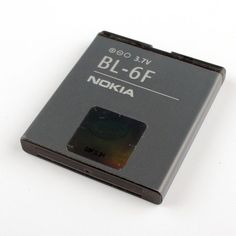 Nice Nokia 2017: 100% Original New Replacement Battery BL-6F For Nokia N78 N79 6788 6788I N95 8G ... salegoods Check more at http://technoboard.info/2017/product/nokia-2017-100-original-new-replacement-battery-bl-6f-for-nokia-n78-n79-6788-6788i-n95-8g-salegoods/