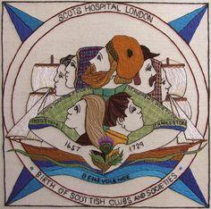 GE04 - Birth of Scottish Clubs & Societies - The Scottish Diaspora Tapestry