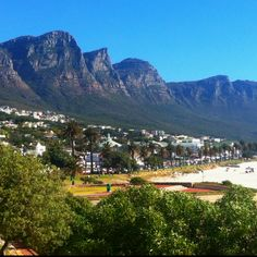 12 Apostles, Camps Bay, near Cape Town, South Africa