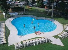 Captivating Cove Haven Entertainment Resorts Lakeville, Pennsylvania. Loved The Outdoor Heart  Shaped Pool!