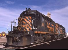 RailPictures.Net Photo: DRGW 351 Denver & Rio Grande Western Railroad EMD SD39 at Commerce City, Colorado by Joe Blackwell