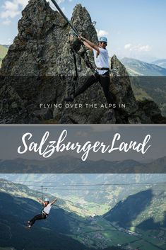 Imagine the breath-taking view over the whole SalzburgerLand. Salzburg, Heart Of Europe, Austria Travel, Hiking Trails, Alps, Continents, Budapest, Places To See, National Parks