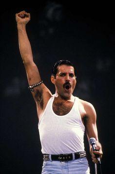 Freddie Mercury 28 let po smrti: Bylo mi z něj zle, přiznal Elton John! Queen Freddie Mercury, John Deacon, Freedy Mercury, Bryan May, Freddie Mercuri, Rock Y Metal, King Of Queens, Queen Aesthetic, Roger Taylor