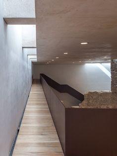 MUSEO CASTILLO DE LA LUZ BY NIETO SOBEJANO ARQUITECTOS