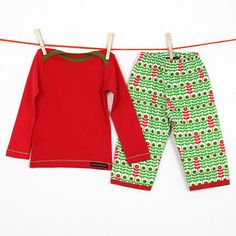 Lounge Pants Set Trees now featured on Fab.