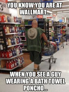 You Know You Are At Walmart | Funny Shit
