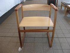 2010年6月4日 みんなの作品【椅子】 大阪の木工教室arbre(アルブル)