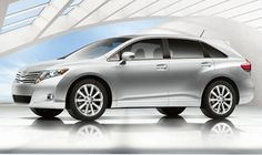 2012 Toyota Venza ~ grill looks like a snowplow but solid looking vehicle otherwise