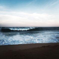 Scarful beauty of ocean~