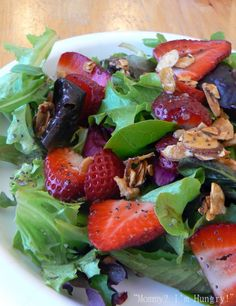 MIH Recipe Blog: Salads