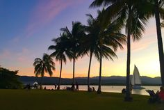 What a great view(Port Douglas )