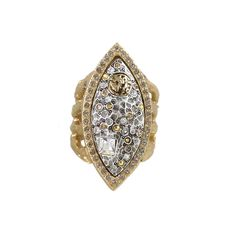 Must have! TAT2 Designs Gold Marchese Ring