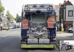 bus is not the trash-machine!
