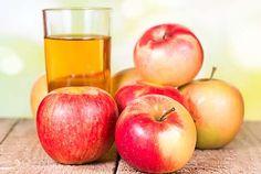 Um Apfelsaft selbst zu machen benötigen Sie nur wenige Geräte ...