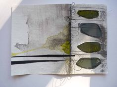 Hmmm....several iterations watercolored on H20 paper...& sewn into a book?