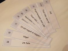 műveletkártyák