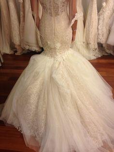 Ines Di Santo Wedding Dress I Loved My Dress So Much