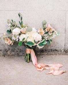 Photography: Krystal Healy Photography Bouquet: Southern Girl Weddings #wedding #bouquet #weddingbouquet #bridetobe #bridalbouquet #weddingflowers #weddingflorist #fauxbouquet #fauxflowers #silkflowers #silkbouquet #blushbouquet #disneywedding #keepsake Faux Flowers, Pretty Flowers, Silk Flowers, Wedding Bouquets, Wedding Flowers, Blush Bouquet, Krystal, Floral Wreath, Wreaths