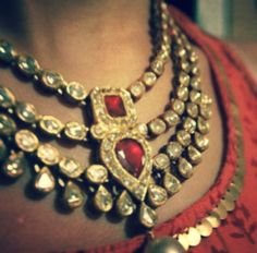 Indian/Pakistani Bridal Jewellery