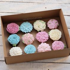 9 Questions To Ask At Birthday Cupcakes For 9 Year Old Boy Sprinkle Cupcakes, Buttercream Cupcakes, Buttercream Flowers, Mini Cupcakes, Frosting, Pull Apart Cupcake Cake, Cupcake Cakes, Cup Cakes, Ideas